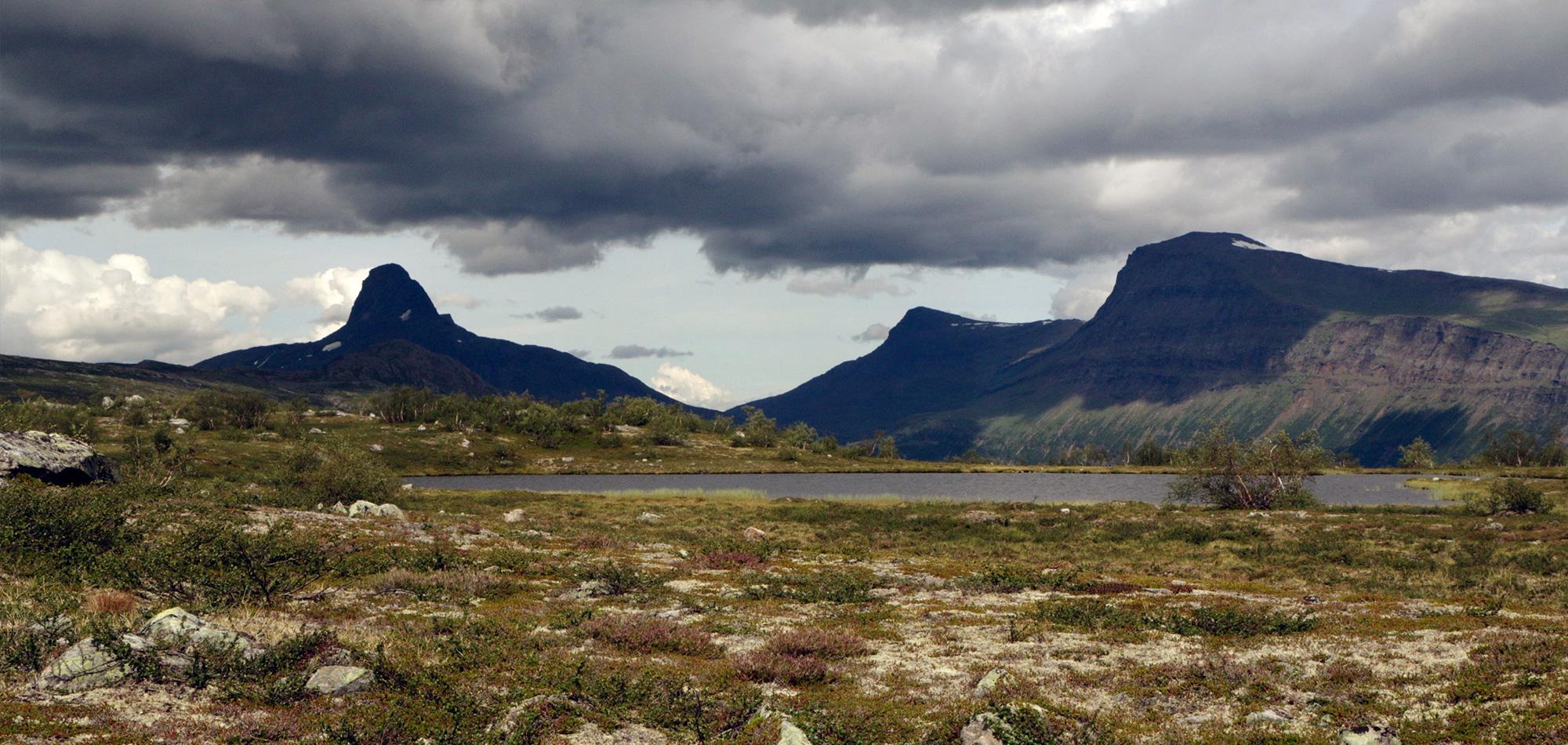 Across Norway Summer