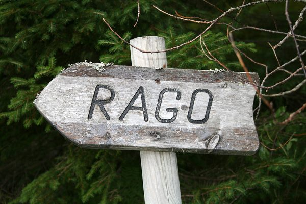 Rago National Park
